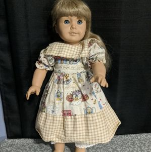 American Girl Kirsten Doll Pleasant Company 18""